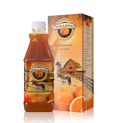 รูปภาพของ SQUEEZY เครื่องดื่มน้ำส้มชนิดเข้มข้น