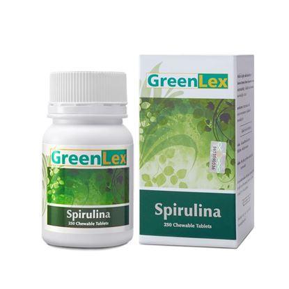 รูปภาพของ GREENLEX สไปรูลิน่า (ผลิตภัณฑ์เสริมอาหาร)